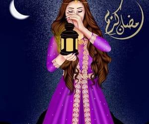 Algeria, girl, and muslim image