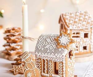 ginger bread house image