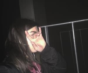 dark, depressed, and fuckoff image