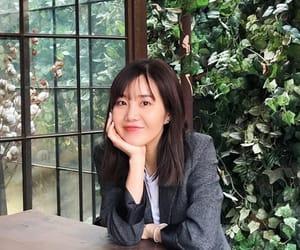 beauty, korean beauty, and korean image