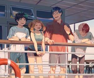 ida, iida, and boku no hero image