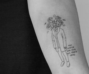 Tattoos / Black and White