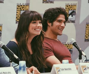 teen wolf, allison argent, and tyler posey image