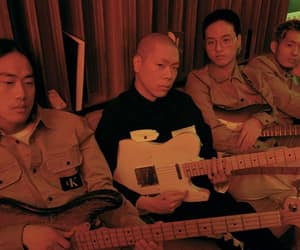 hyukoh and my garage band besties image