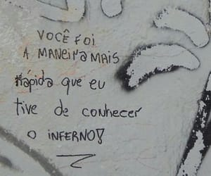 hell, poesia, and frases tumblr image
