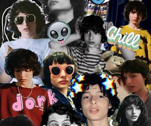 Collage, tumblr, and stranger things image