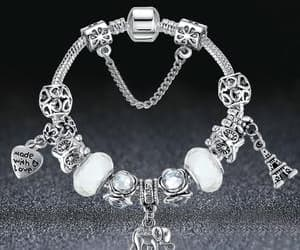 nacklace, jewerly, and ring image