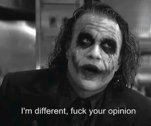 joker, sad, and scary image
