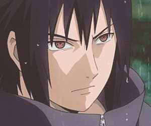 sasuke, sasuke uchiha, and anime image