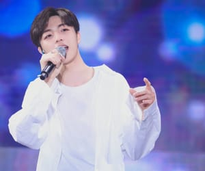 nine percent, chen linong, and idol producer image