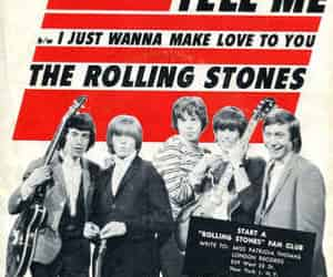 bands, Brian Jones, and rolling stones image