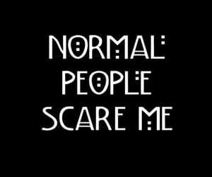 ahs, american horror story, and normal image