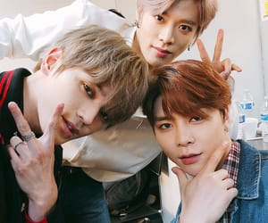 johnny, taeyong, and youngho image
