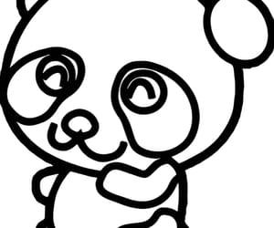 panda and color me! image