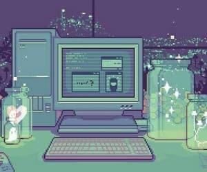 pixel, computer, and gif image