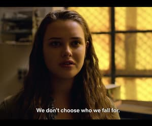 hannah baker, 13 reasons why, and love image