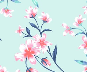 background, flowers, and pink nation image