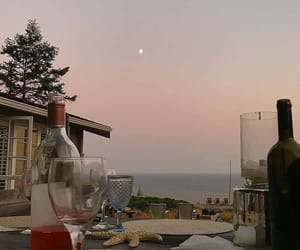 aesthetic and wine image