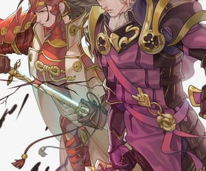 fanart, fire emblem fates, and ryôma image