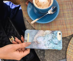 coffee, manicure, and idealofsweden image