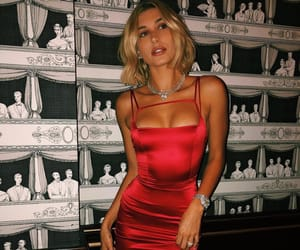 fashion, make up, and hailey baldwin image