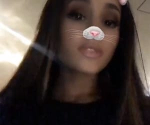 icon, ariana grande, and dangerous woman image