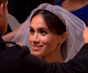wedding, meghan markle, and prince harry image
