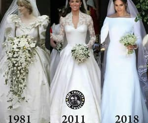 royal wedding, meghan markle, and brides image