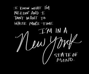 aesthetic, nyc, and black image