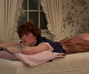 80s, Molly Ringwald, and sixteen candles image