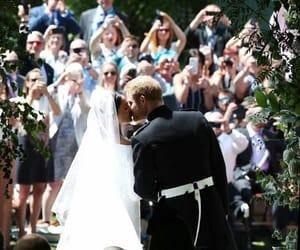 prince harry, love, and royal wedding image