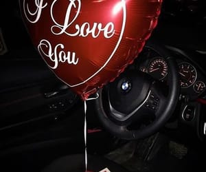 balloon, sweet, and we heart it image