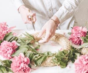 boho, fashion, and floral image