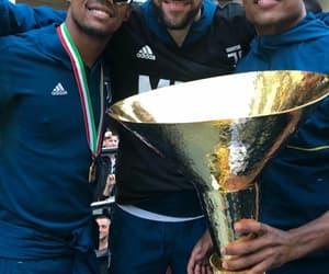 Juventus, douglas costa, and gonzalo higuain image