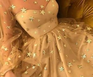 stars, dress, and fashion image