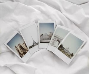 polaroid, white, and aesthetic image