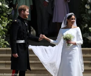 church, royal wedding, and weddingdress image