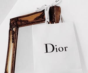 dior and mirror image