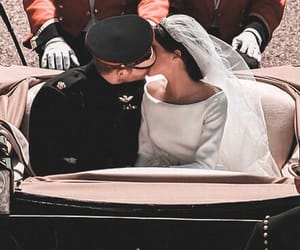 royal wedding, love, and meghan markle image