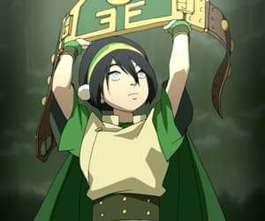 avatar, avatar the last airbender, and toph beifong image