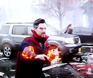Avengers, awesome, and gif image