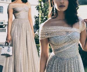 dior, dress, and priyanka chopra image