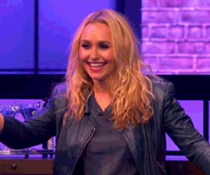 gif and hayden panettiere image