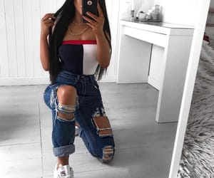 fashion inspo, tumblr+instagram, and ootd image