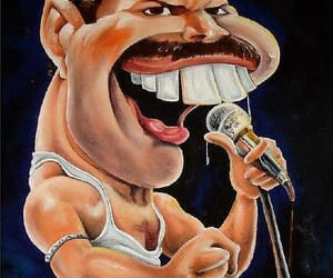 art, caricature, and performer image
