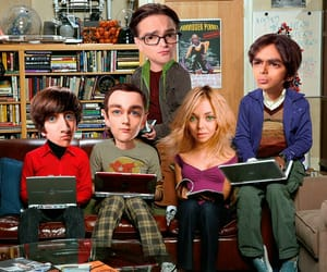 art, caricature, and tbbt image