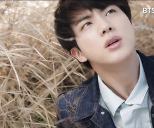 bts and seokjin image