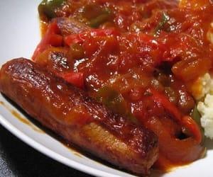 sausage-pepper casserole image