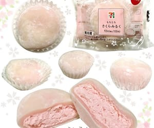 aesthetic, mochi, and pink image