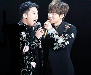 big bang, kang daesung, and daesung image